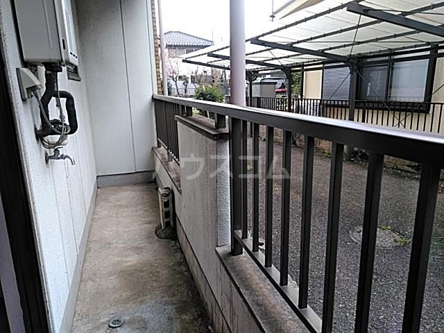 東早ビル 102号室の収納