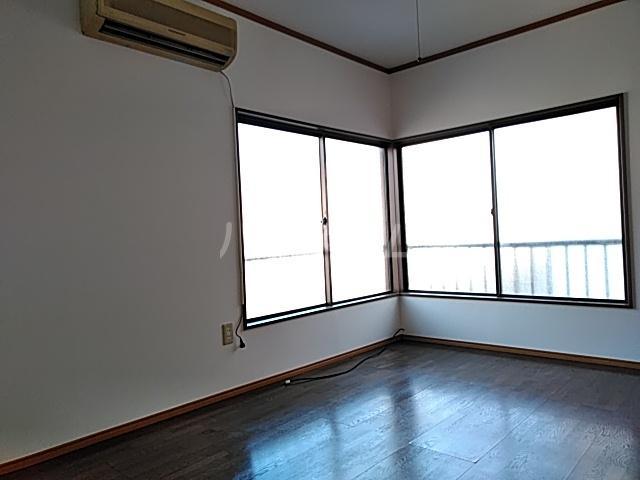 東友アパート 6号室のリビング