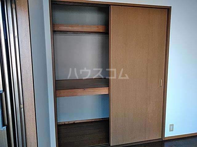 東友アパート 6号室の収納