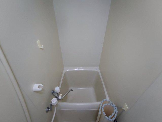 メゾン道 101号室の風呂