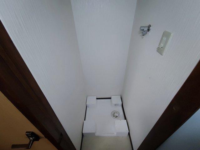 メゾン道 101号室のバルコニー