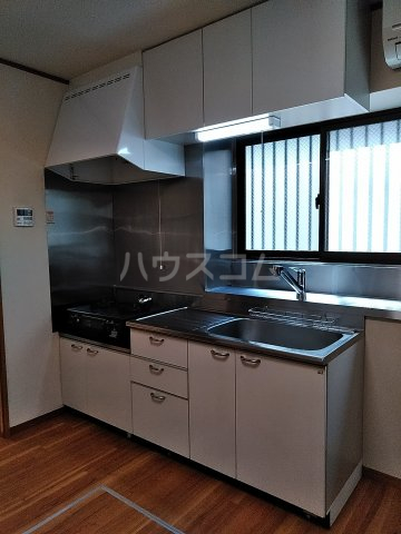 ハイツバーディ 101号室のキッチン