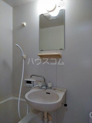 ハイツバーディ 101号室の洗面所