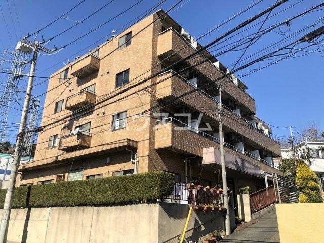 日吉カレッジハウス外観写真