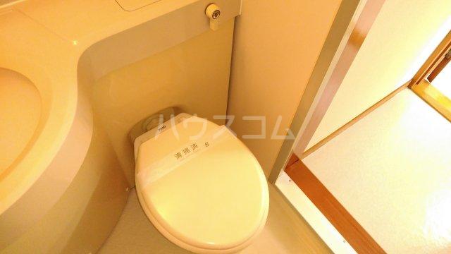 アーバンドエル春美 303号室のトイレ