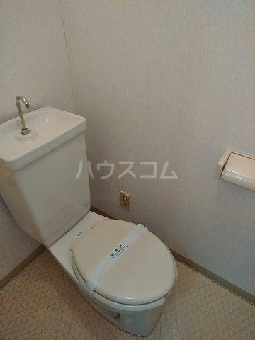 メゾン高橋 301号室のトイレ