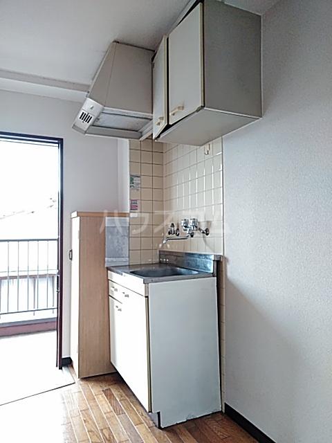 エスポワール綱島 303号室のキッチン