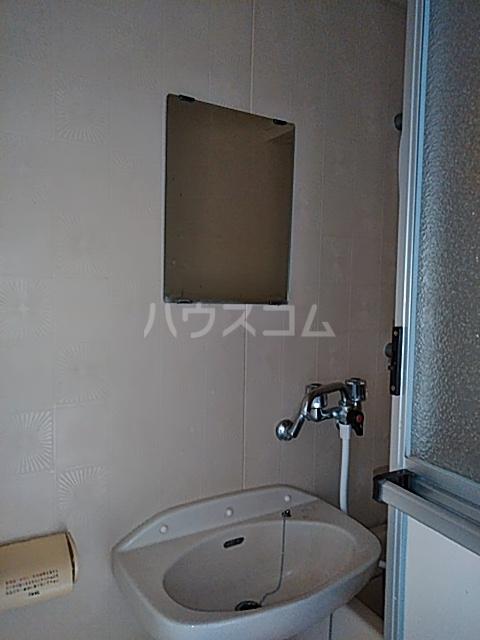 エスポワール綱島 303号室の風呂