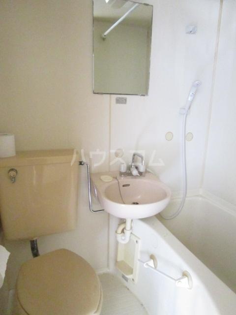 スペース1990 302号室の風呂
