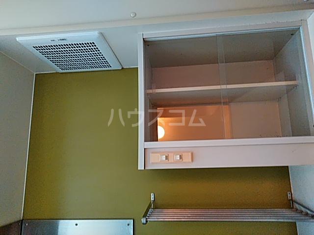 ハイタウン綱島 406号室のキッチン