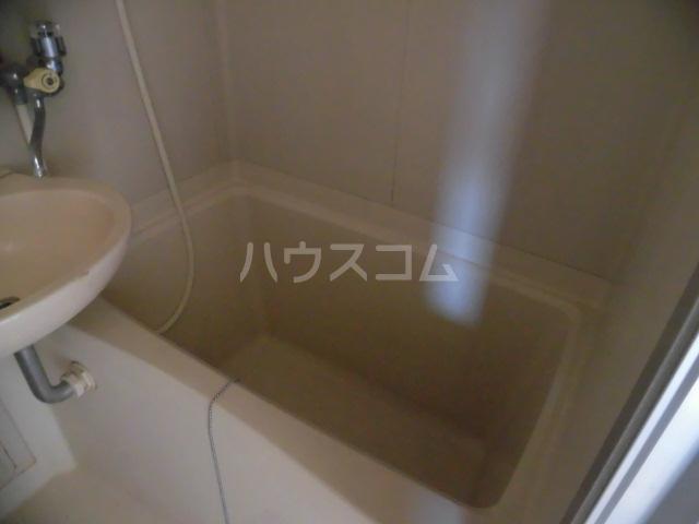 アムール東大和 201号室の風呂