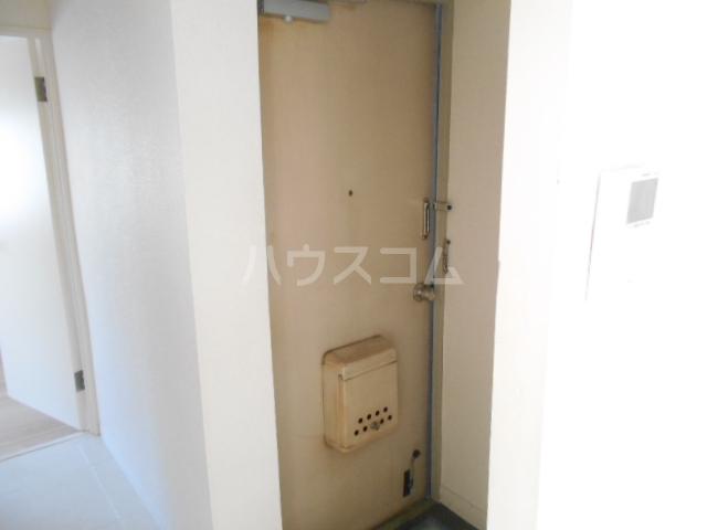 新横浜グリーンテラス 206号室のセキュリティ