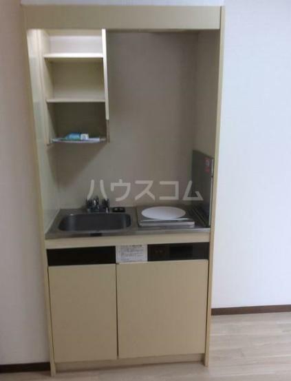タツミハイツA棟 102号室のキッチン