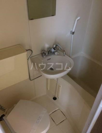 タツミハイツA棟 102号室の風呂