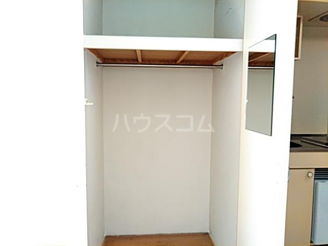 ホワイトボックス 103号室の収納