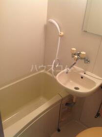 ベル・サンロード 301号室の洗面所