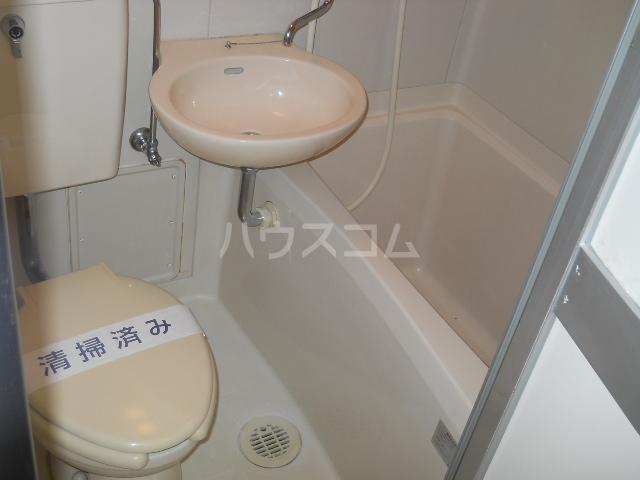 アムール東大和 101号室の風呂