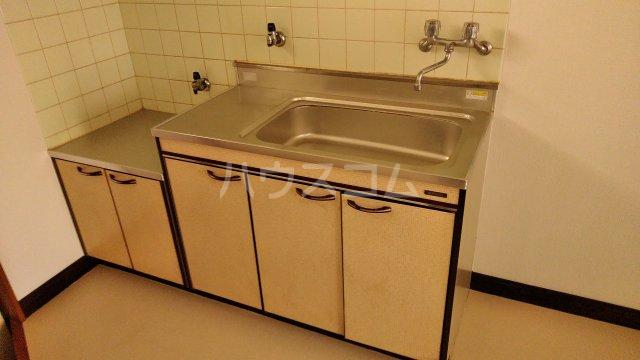 スカイコーポ 101号室のキッチン