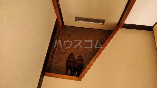 スカイコーポ 101号室の玄関