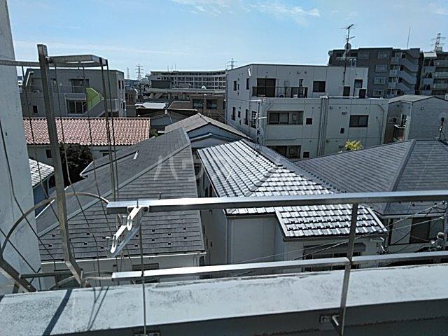 横浜エースマンション 404号室の景色
