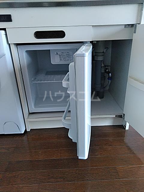横浜エースマンション 404号室のキッチン