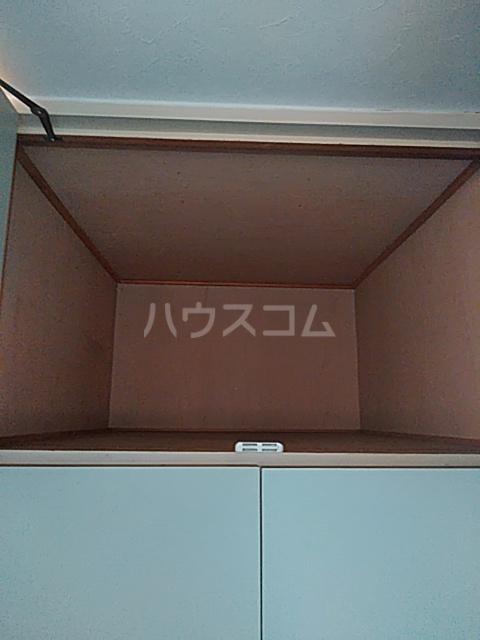 横浜エースマンション 404号室の収納