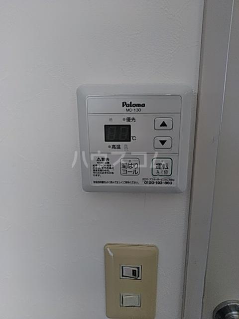 横浜エースマンション 404号室の設備