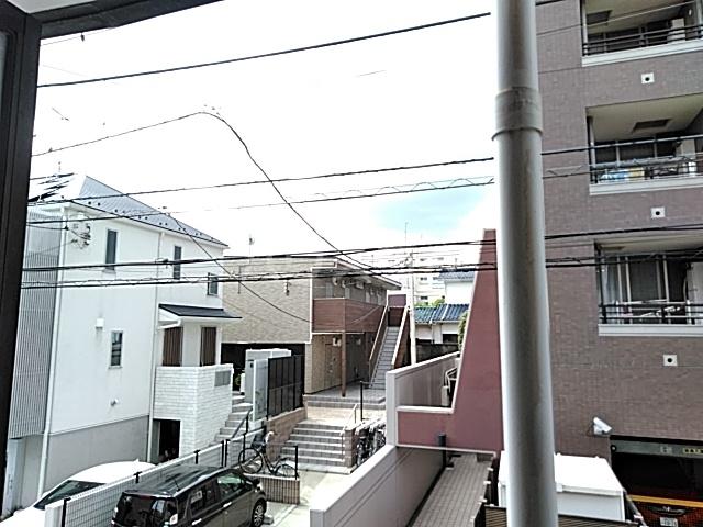 ボーテ日吉シェモア 1042号室の景色