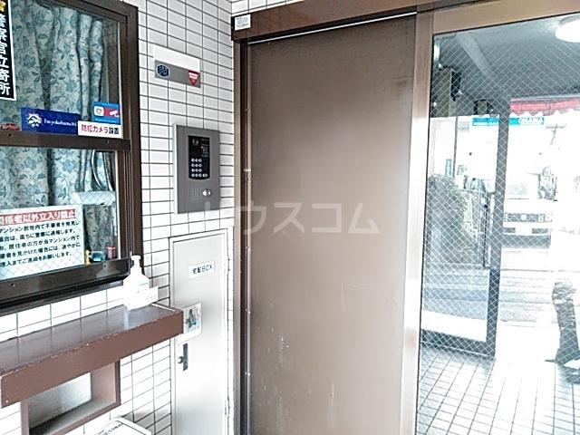 ボーテ日吉シェモア 1042号室のエントランス