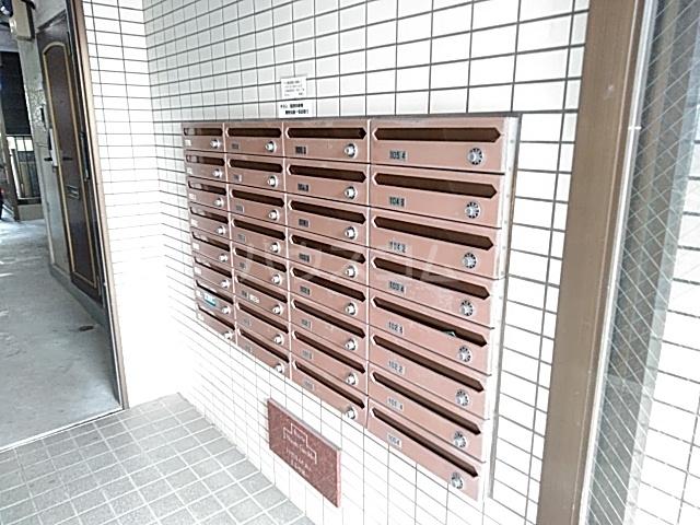 ボーテ日吉シェモア 1042号室の風呂