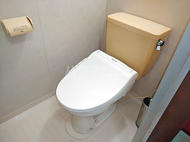 ボーテ日吉シェモア 1042号室のトイレ