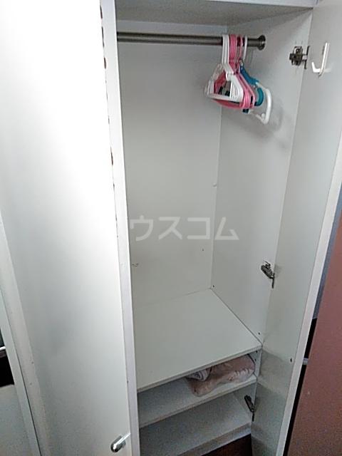 ボーテ日吉シェモア 1042号室の収納