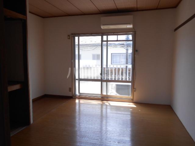サンハイツ1 203号室の居室