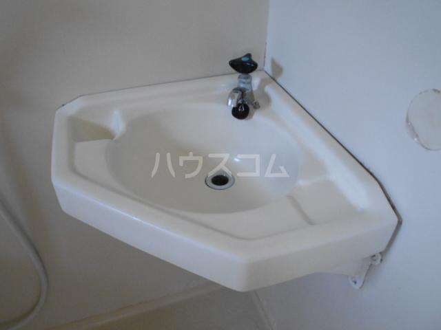 サンハイツ1 203号室の洗面所