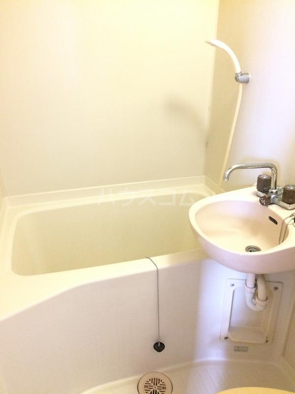 サンライト日吉 308号室の風呂