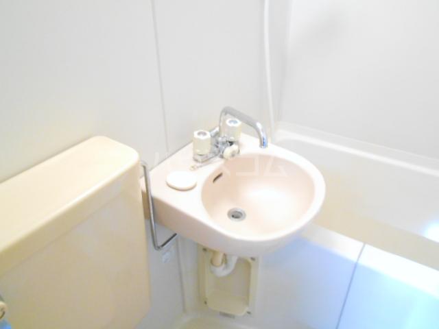 マンションソーキⅠ 302号室の洗面所