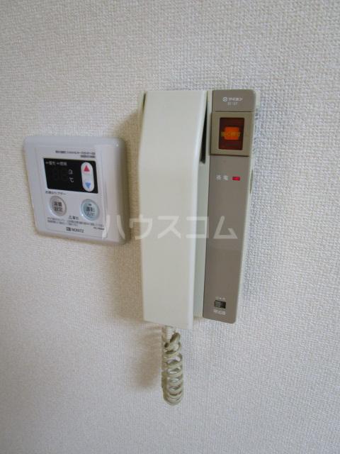 セラミカⅠ 402号室のセキュリティ