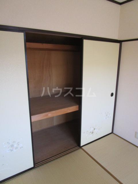 セラミカⅠ 402号室の収納