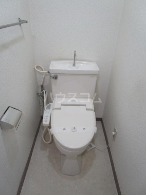 セラミカⅠ 402号室のトイレ