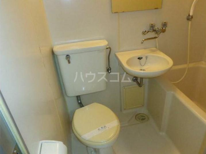 ハイネス双葉 102号室の風呂