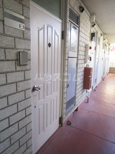 ラフォーネ国分寺 103号室のセキュリティ