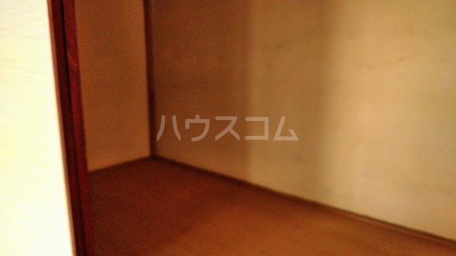 池田荘 5号室の収納