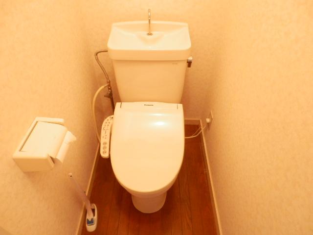 マーブルパレス国立Ⅰ 101号室のトイレ
