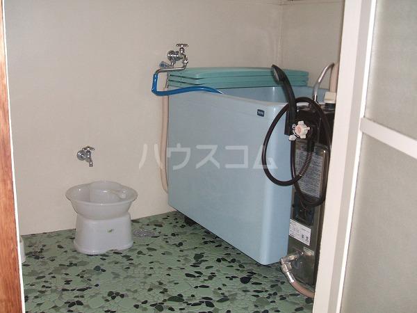 桃山荘 207号室の風呂