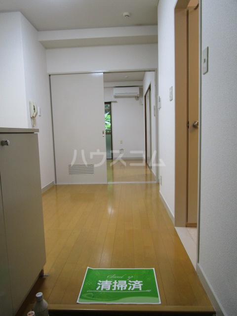 国分寺YSマンション 102号室の玄関