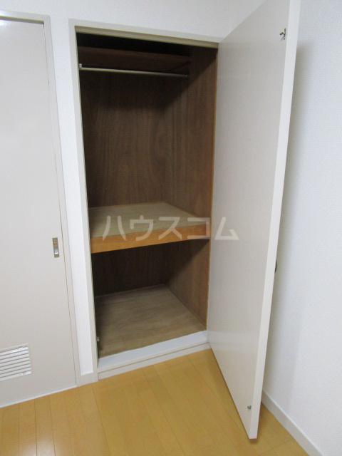 国分寺YSマンション 102号室の収納