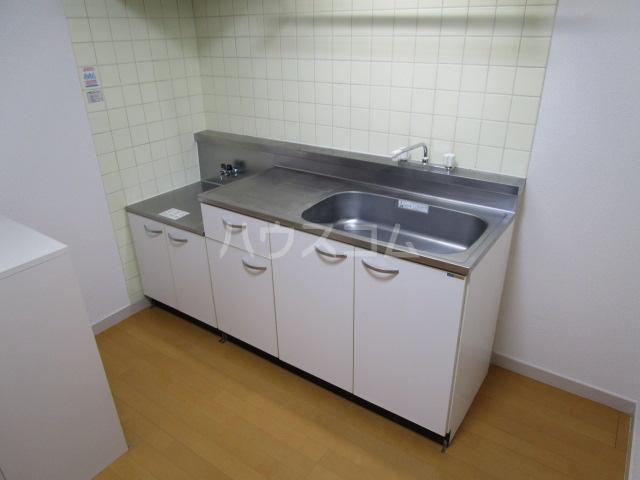 国分寺YSマンション 102号室のキッチン