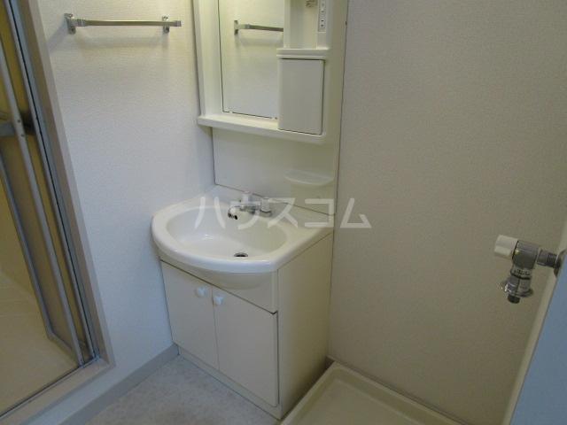 国分寺YSマンション 102号室の洗面所