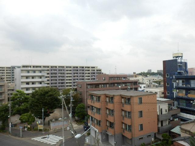 ハイツベルグ武蔵 202号室の景色