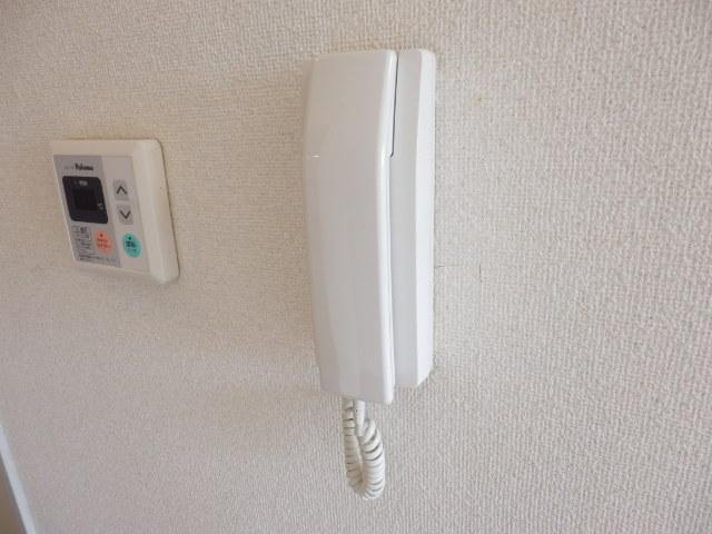 ハイツベルグ武蔵 202号室のセキュリティ